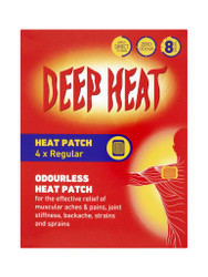 Need results, try Deep Heat Pain Relief Odourless Heat Patch. Delivered in the UK for FREE. Amazing OFFERS every day. Be quick, Shop Now.