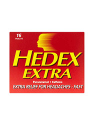 Need results, try Hedex Extra Tablets. FREE, fast UK delivery. OFFERS each and every day. Don't miss out, Buy Now.
