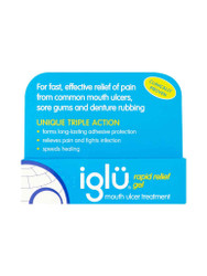 Need reliable results, try Iglu Rapid Relief Gel for Mouth Ulcers. FREE, fast UK delivery. Amazing NEW offers, every day. Act fast, Shop Now.