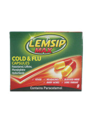 Need reliable results, try Lemsip Max Cold & Flu Capsules. Delivered for FREE in the UK. Amazing NEW bargains every day. Act fast, Shop Now.