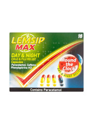Need results, choose Lemsip Max Day & Night Cold & Flu Relief Capsules. Fast, FREE UK Delivery. You can't go wrong, with great daily OFFERS. Act fast, Buy Now.