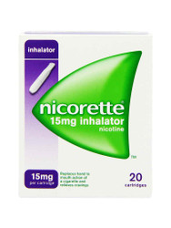 Need results, choose Nicorette Inhalator with White Mouthpiece. Delivered in the UK for FREE. You can't go wrong, with great daily OFFERS. Be quick, Shop Now.