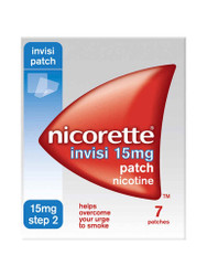 For quick results, try Nicorette Invisi 15mg Patch. Delivered in the UK for FREE. Amazing OFFERS every day. Hurry, Buy Now.