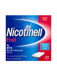Want fast results, try Nicotinell Fruit 2mg Gum. Fast, FREE UK Delivery. You can't go wrong, with great daily OFFERS. Be quick, Buy Now.