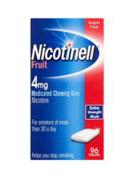 Discover Nicotinell Fruit 4mg Gum. Fast UK Delivery for FREE. Why not benefit from our daily NEW offers? Hurry, Shop Now.