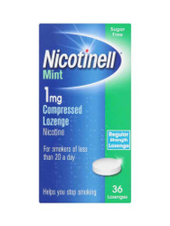 Need results, choose Nicotinell Mint 1mg Lozenge. Delivered FREE in the UK. Amazing OFFERS every day. Act fast, Shop Now.