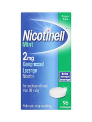 Discover Nicotinell Mint 2mg Lozenge. FREE Delivery in the UK. Giving you best value, all the time. Be quick, Buy Now.