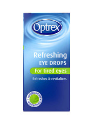 Need results, choose Optrex Refreshing Eye Drops for Tired Eyes. Delivered fast and FREE in the UK. NEW OFFERS each and every day. Act quickly, Buy Now.