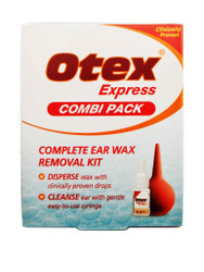 For great results, try Otex Express Combi Pack. FREE Delivery in the UK. Giving you best value, all the time. Act quickly, Buy Now.
