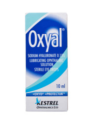 Need reliable results, try Oxyal Lubricating Ophthalmic Eye Drops. Delivered for FREE in the UK. Amazing OFFERS every day. Act fast, Buy Now.