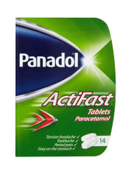 Want fast results, try Panadol ActiFast Tablets. Delivered fast and FREE in the UK. New exclusive OFFERS each and every day. Be quick, Shop Now.
