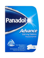 Need results, try Panadol Advance Tablets. Fast Delivery in the UK for FREE. Amazing NEW bargains every day. Act fast, Buy Now.