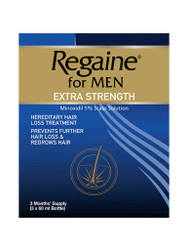 For quick results, try Regain for Men Extra Strength Scalp Solution. Delivered fast and FREE in the UK. Amazing NEW bargains every day. Hurry, Shop Now.