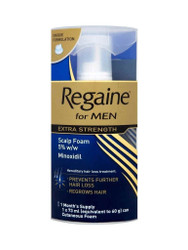 For great results, try Regaine for Men Extra Strength Foam. Delivered in the UK for FREE. OFFERS each and every day. Act fast, Shop Now.