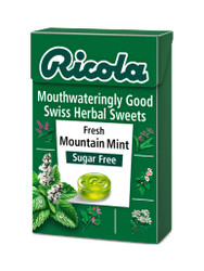 For guaranteed results, try Ricola Mountain Mint Sugar-Free Swiss Herb Drops Box. Fast Delivery in the UK for FREE. Amazing OFFERS every day. Be quick, Shop Now.