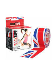Need results, choose RockTape 5cm Union Jack Kinesiology Tape. Delivered for FREE in the UK. NEW bargains, every day. Act quickly, Buy Now.