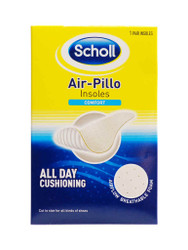 Want fast results, try Scholl Air-Pillo Cut to Size Insoles. Fast UK Delivery for FREE. NEW bargains, every day. Hurry, Buy Now.