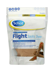 Need reliable results, try Scholl Flight Socks Sheer for Shoe Sizes UK6.5-8 Natural. Delivered FREE in the UK. Amazing NEW offers, every day. Don't miss out, Shop Now.