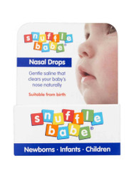 Get great results, with Snufflebabe Nasal Drops. FREE, fast UK delivery. NEW bargains, every day. Don't miss out, Buy Now.