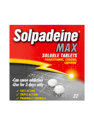 Need results, try Solpadeine Max Soluble Tablets. Fast, FREE UK Delivery. NEW OFFERS each and every day. Be quick, Shop Now.