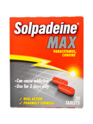 Need results, choose Solpadeine Max Tablets. Delivered fast in the UK for FREE. Amazing NEW bargains every day. Act quickly, Buy Now.