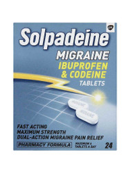 Need results, try Solpadeine Migraine Tablets. Delivered FREE in the UK. Amazing OFFERS every day. Hurry, Shop Now.
