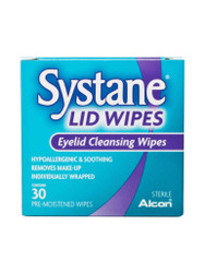 Get great results, with Systane Lid Wipes. FREE Delivery in the UK. Giving you best value, all the time. Act quickly, Buy Now.