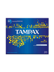 Need reliable results, try Tampax Regular Tampons. FREE Delivery in the UK. NEW OFFERS each and every day. Don't miss out, Buy Now.