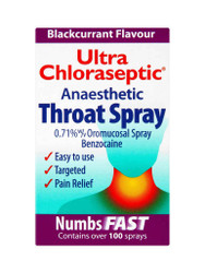 Need results, choose Ultra Chloraseptic Blackcuurant Anaesthetic Throat Spray. Delivered in the UK for FREE. NEW OFFERS each and every day. Don't miss out, Buy Now.