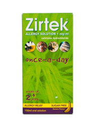 Need reliable results, try Zirtek Allergy Solution Sugar-Free. Delivered in the UK for FREE. Amazing NEW bargains every day. Be quick, Buy Now.