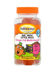 Need reliable results, try HalibOrange® Mr Men Little Miss Omega 3 & Multivitamins Orange Softies. Delivered in the UK for FREE. New exclusive OFFERS each and every day. Hurry, Shop Now.
