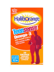 For guaranteed results, try HalibOrange® Teensense Omega 3 with Vitamin ACD & E Chewable Capsules. Delivered in the UK for FREE. Amazing NEW bargains every day. Don't miss out, Shop Now.