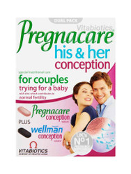 Need reliable results, try Pregnacare Conception His & Hers. Fast UK Delivery for FREE. Amazing NEW bargains every day. Don't miss out, Shop Now.