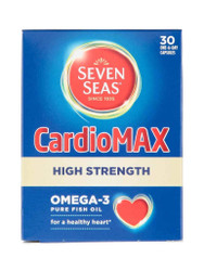 Need reliable results, try Seven Seas Cardiomax Capsules. Fast UK Delivery for FREE. NEW bargains, every day. Act fast, Shop Now.