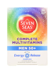 Want fast results, try Seven Seas Complete Multivitamins Men 50+ Tablets. Delivered for FREE in the UK. Why not benefit from our daily NEW offers? Don't miss out, Shop Now.