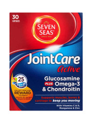 For quick results, try Seven Seas Jointcare Active Capsules. Delivered fast and FREE in the UK. You can't go wrong, with great daily OFFERS. Hurry, Buy Now.