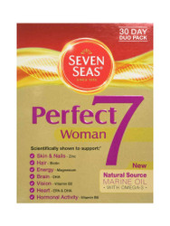Need results, try Seven Seas Perfect 7 Woman Day Supply. Delivered fast in the UK for FREE. NEW bargains, every day. Don't miss out, Buy Now.