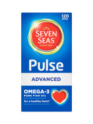 Need reliable results, try Seven Seas Pulse Omega 3 Capsules. Delivered in the UK for FREE. You can't go wrong, with great daily OFFERS. Hurry, Shop Now.