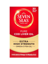 Need reliable results, try Seven Seas Pure Cod Liver Oil Extra High Strength Capsules. Fast UK Delivery for FREE. OFFERS each and every day. Act quickly, Shop Now.