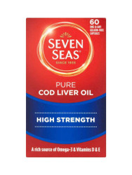 Discover Seven Seas Pure Cod Liver Oil High Strength Capsules. Fast Delivery in the UK for FREE. NEW OFFERS each and every day. Hurry, Buy Now.