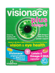 For great results, try Visionace Plus Tablets & Capsules. FREE, fast UK delivery. You can't go wrong, with great daily OFFERS. Act fast, Shop Now.