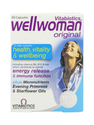 For guaranteed results, try WellWoman Vitamins Original by Vitabiotics Capsules. Delivered fast and FREE in the UK. NEW bargains, every day. Don't miss out, Shop Now.