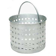 Perforated 80-Quart Stockpot Baskets