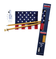 U.S. Nylon Flag Set