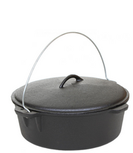 12 Quart Cast Iron Dutch Oven
