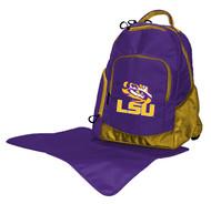 LSU Trainer Diaper Bag