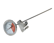 "Bayou Classic 12"" Thermometer"