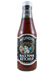 Melindas Black Pepper Ketchup