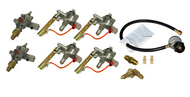 12468 7-Burner Conversion Kit LP