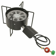 Bayou Classic Banjo Outdoor Cooker With Hose Guard